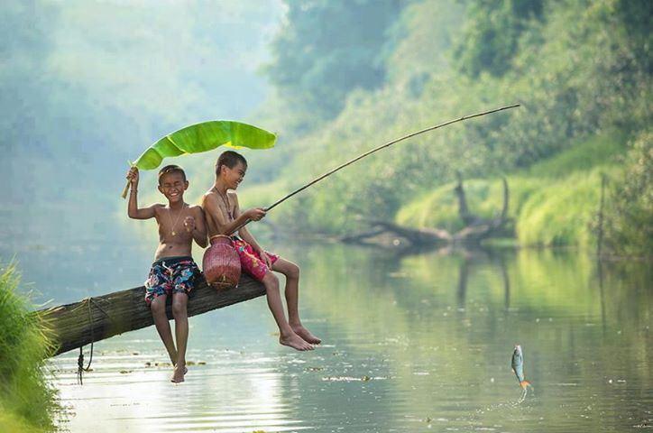Cuộc sống của tôi ở Việt Nam