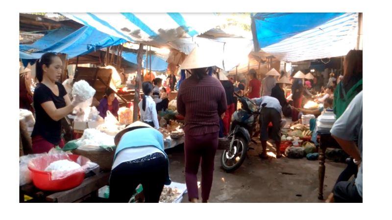 Chợ An Bằng – một nửa cuộc đời tôi!!