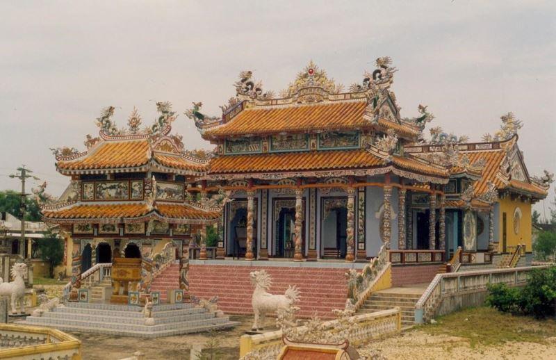Di Tích Làng