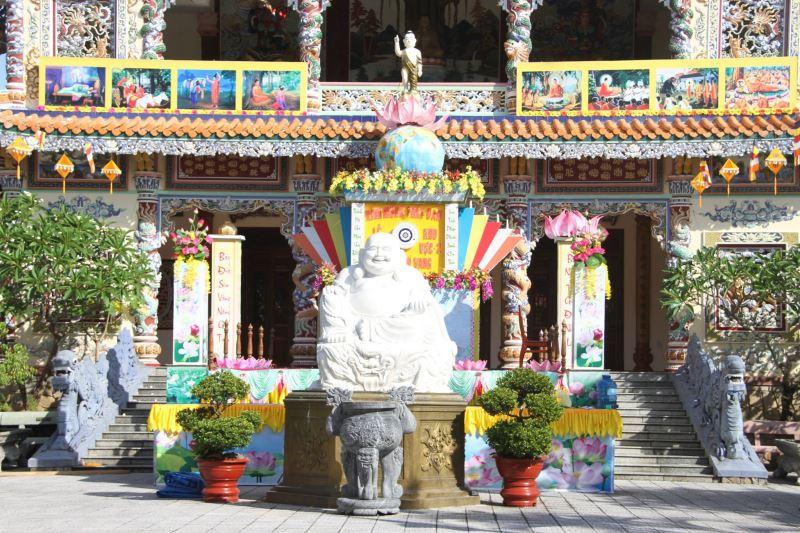 Phật Đản Trên Quê Hương An Bằng – PL. 2559 – DL: 2015