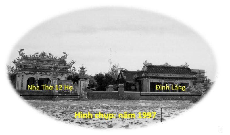 LXTC: Vị Trí Dân Cư Làng An Bằng