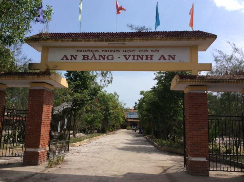 Ngày Tựu Trường 2016-2017 Ở Quê Hương An Bằng