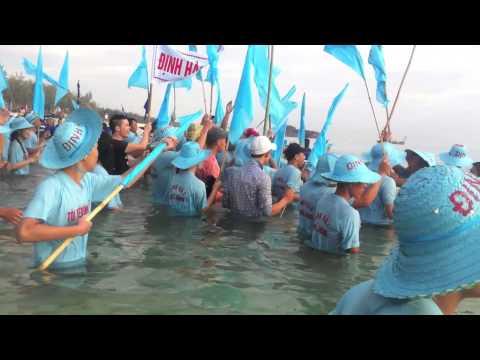 Phóng Sự Đua thuyền 123-2014