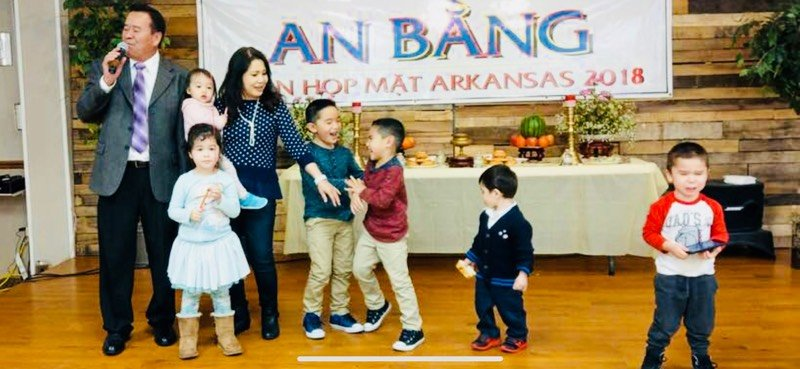 Hội Đồng Hương An Bằng Arkansas Họp Mặt, Mừng Xuân 2018