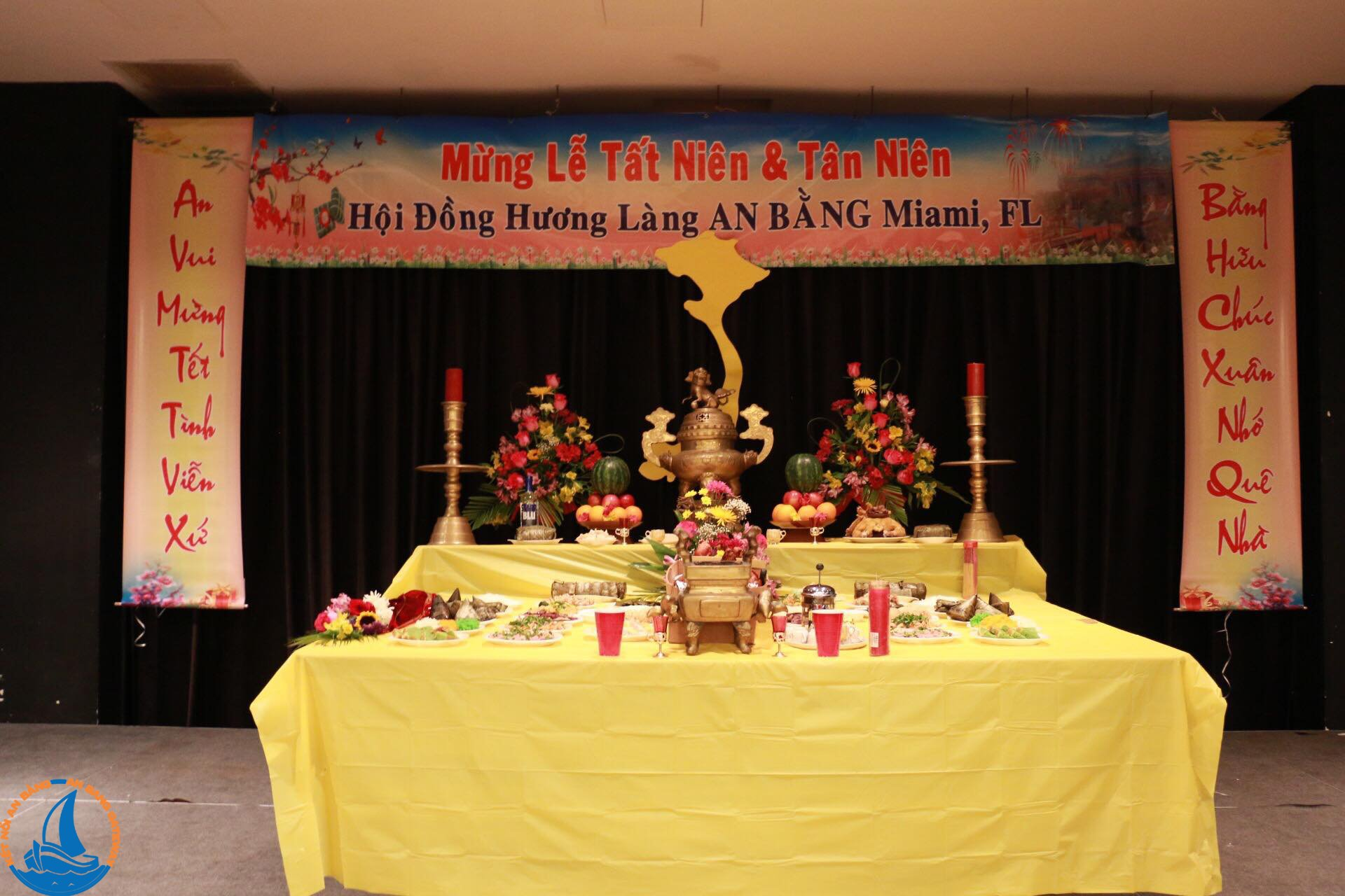 Mừng Lễ Tất Niên & Tân Niên