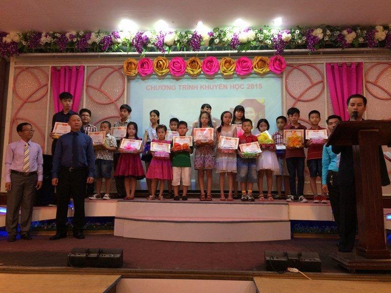 Họp Hội Đồng Hương An Bằng – Đà Nẵng 2015