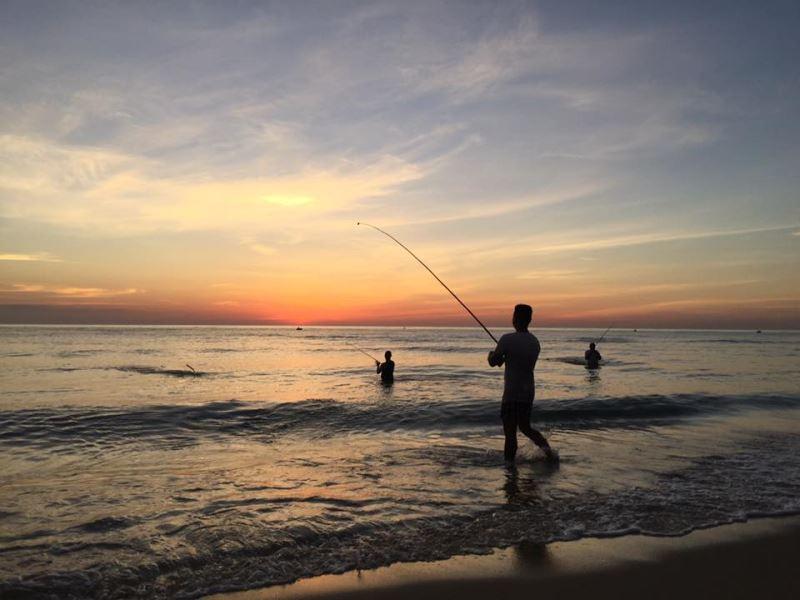 Câu Cá Doái (Nhoái) – Làng An Bằng
