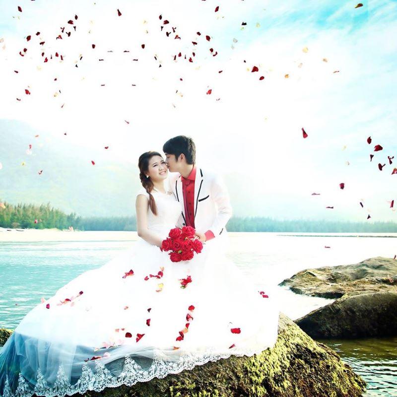Đám cưới của Võ Tùng Nghĩa và Lê Thị Hoàng Khanh