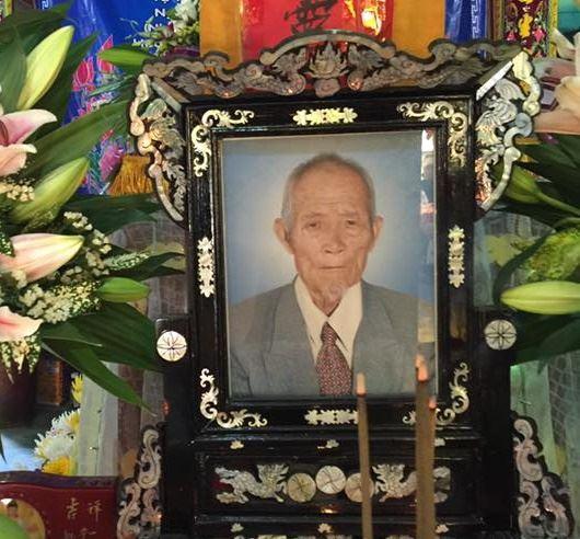 Ông Văn Công Lanh qua đời