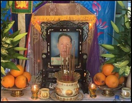 Ông Nguyễn Văn Phúc Qua Đời
