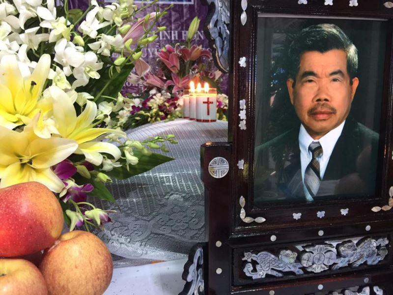 Ông Giuse Nguyễn Văn Lịch Qua Đời