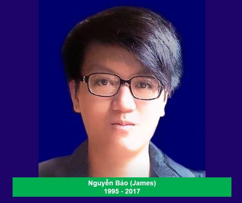James Nguyễn Bảo Qua Đời