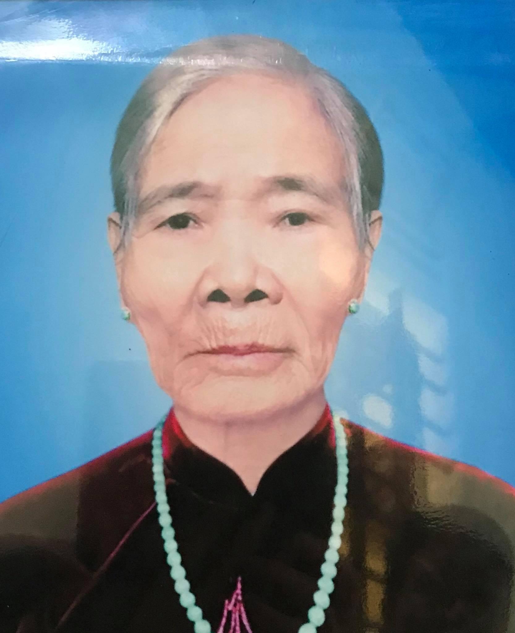 Bà Mát-ta Lê  Thị Huyền qua đời