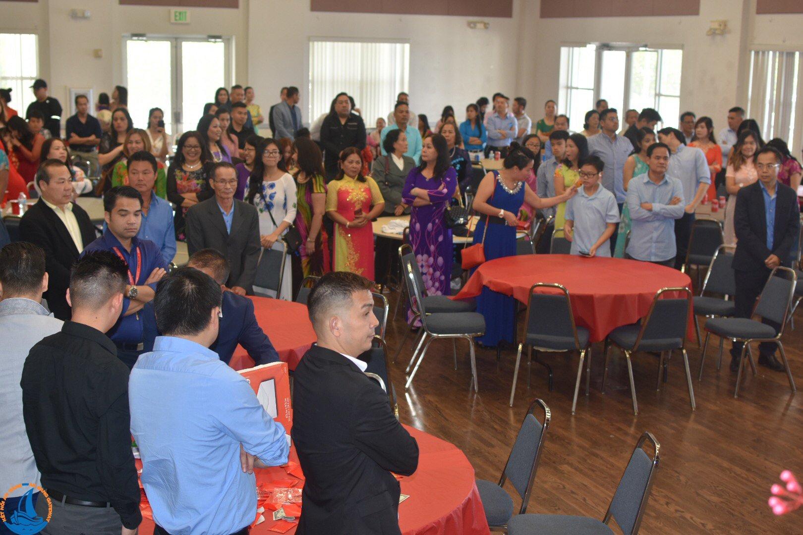Người An Bằng tại Vùng Tây Nam Florida Mừng Xuân Mậu Tuất 2018