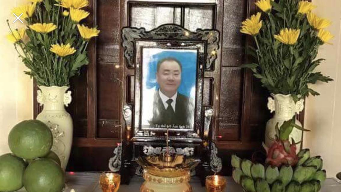 Ông Huỳnh Tuân, pd Tâm Minh Đức qua đời