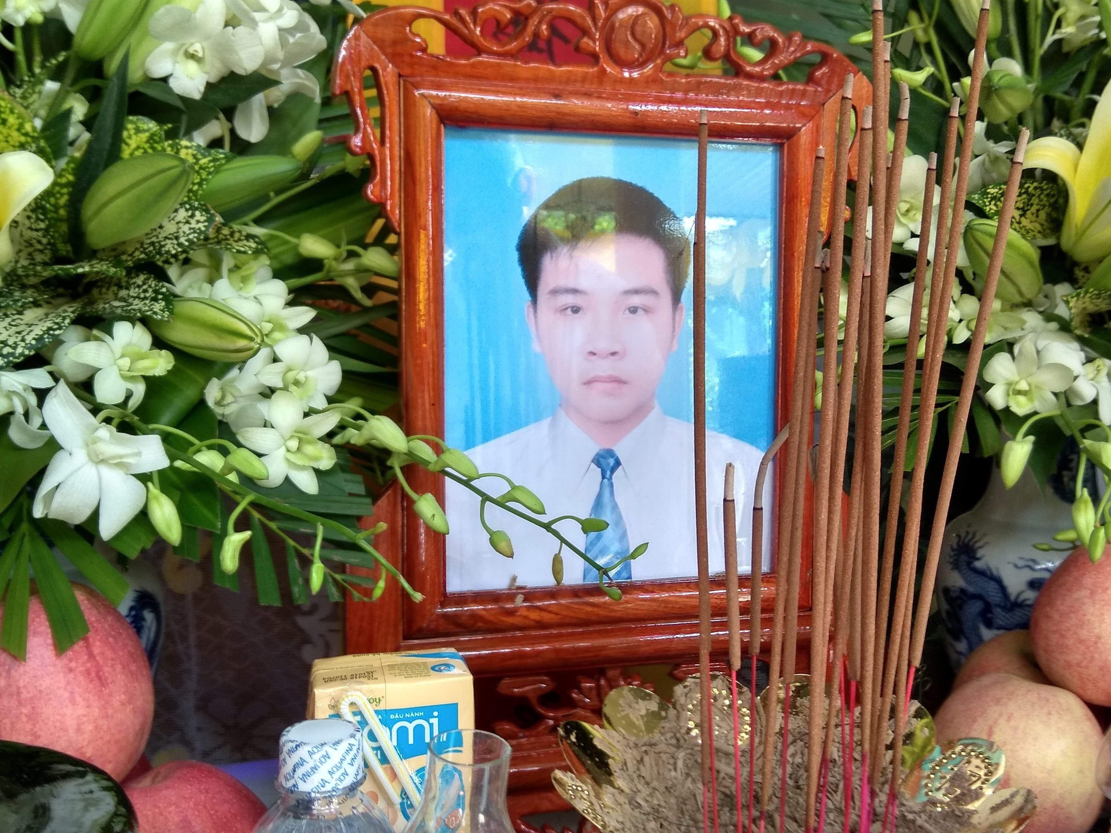 Em Nguyễn Văn Tấn qua đời