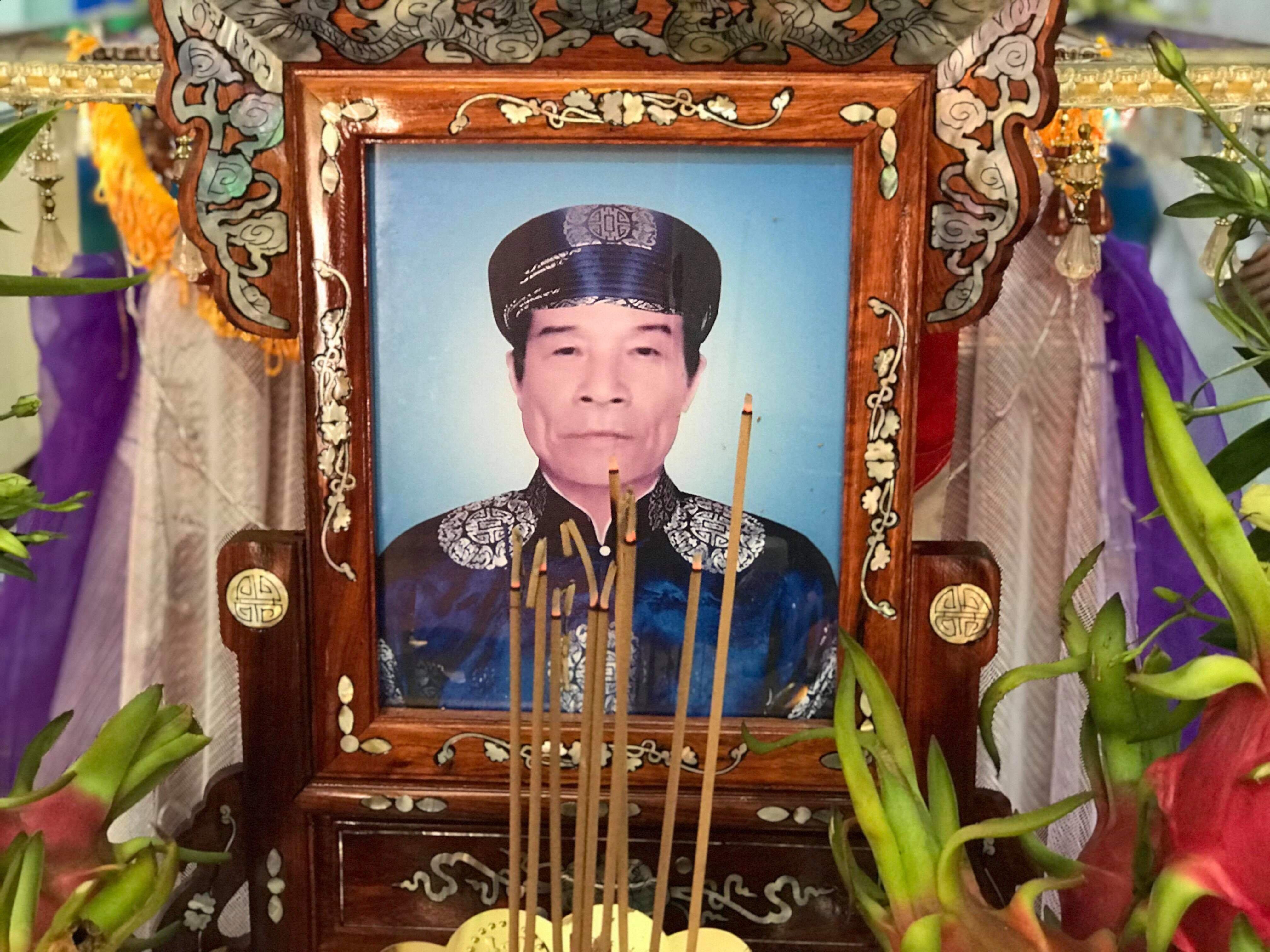 Ông Nguyễn Văn Trí qua đời