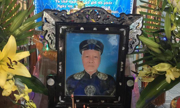 Ông Nguyễn Văn Bịn qua đời