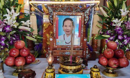 Tin Buồn An Bằng: Bà TRẦN THỊ HẢO Qua Đời