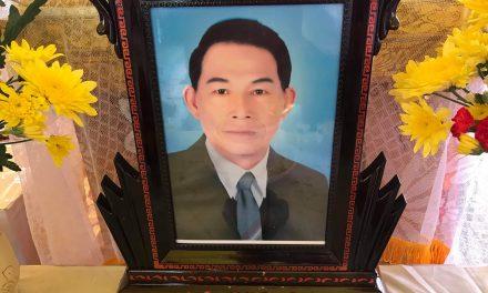 Ông Lê Văn Tha qua đời
