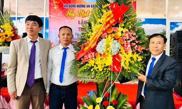 Hội đồng hương An Bằng tại Thành phố Huế tổ chức họp mặt đầu năm lần thứ 23