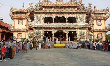 Ý nghĩa của việc đi lễ chùa và Tết công giáo của người dân An Bằng đầu năm mới Xuân Canh Tý 2020