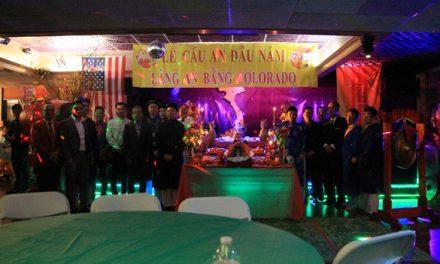 Lễ Cầu An và Vui Xuân Canh Tý của dân An Bằng tại Colorado