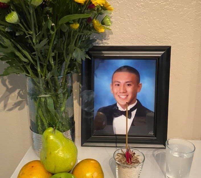 Tin Buồn: Jonathan Minh Dang Passed Away at Age 23